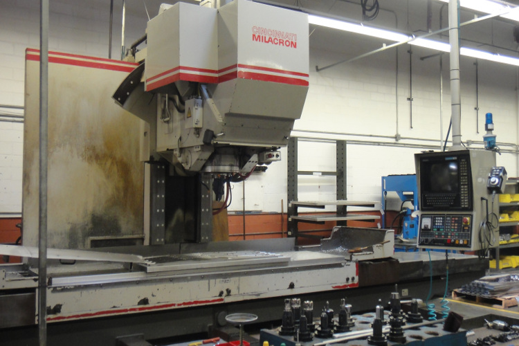 Mazak CNC Machine - 20AV3000