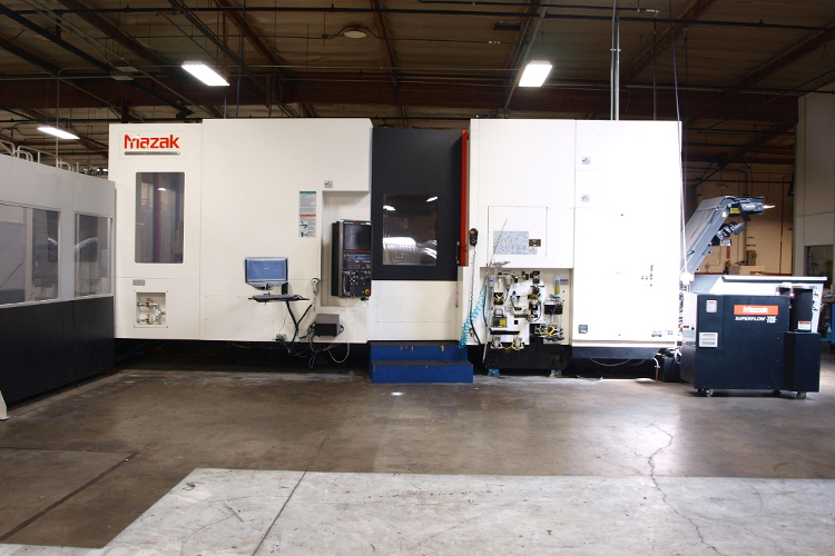 Aerospace CNC Machining in Southern California - Hansen