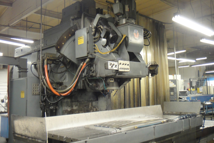 Mazak CNC Machine - Hydrotel