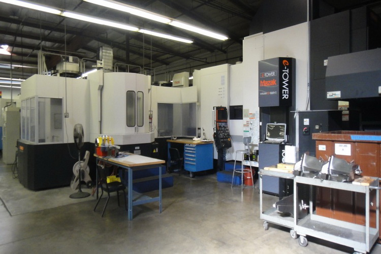 Mazak CNC Machine - Integrex e1060 v8 II