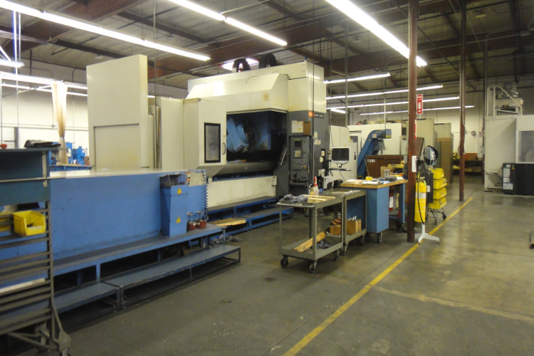 Mazak CNC Machine - MTV1400
