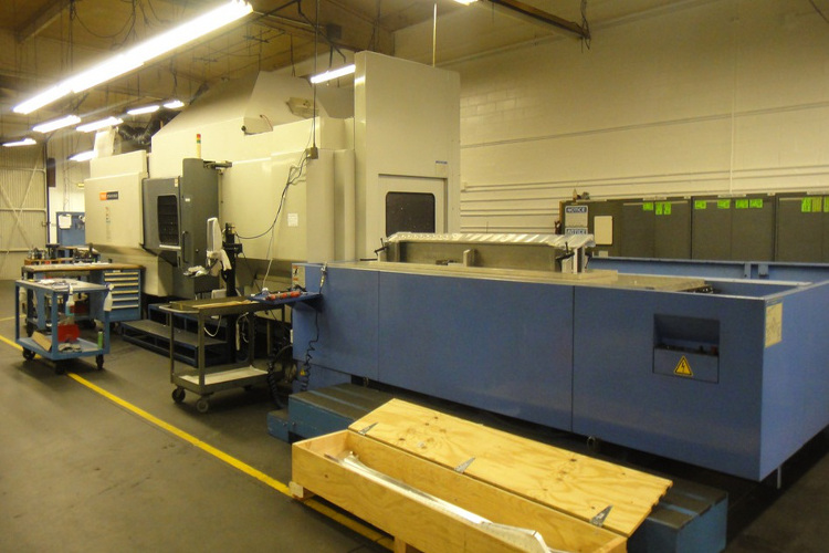 Mazak CNC Machine - MTV 815