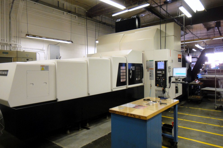 Mazak CNC Machine - MTV Vortex 1400