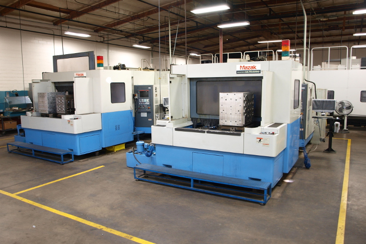 Mazak CNC Machine - U550