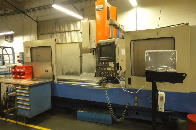 Mazak CNC Machine - V655